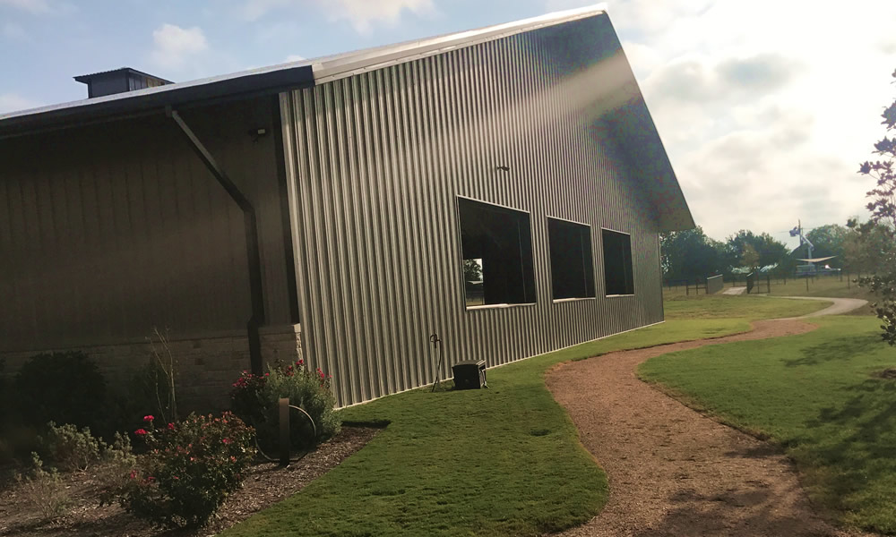 Custom Designed Metal Buildings